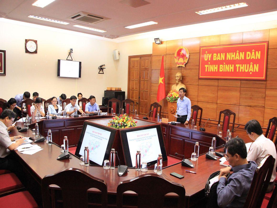 Phát triển đô thị tổng thể, toàn diện cho thành phố Phan Thiết