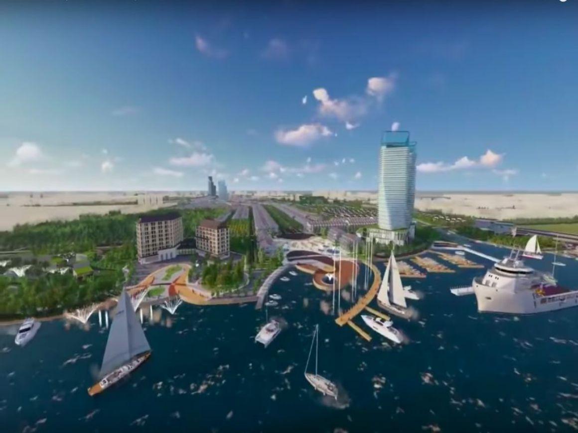 Giới thiệu dự án Riverine cần thơ thành phố