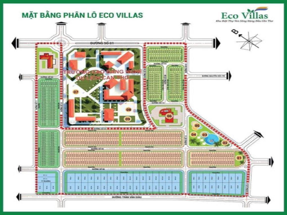 face by eco villa, khương