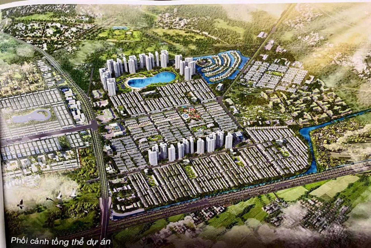 Quy mô và thông tin chi tiết về Vinhomes Dream City Hưng Yên