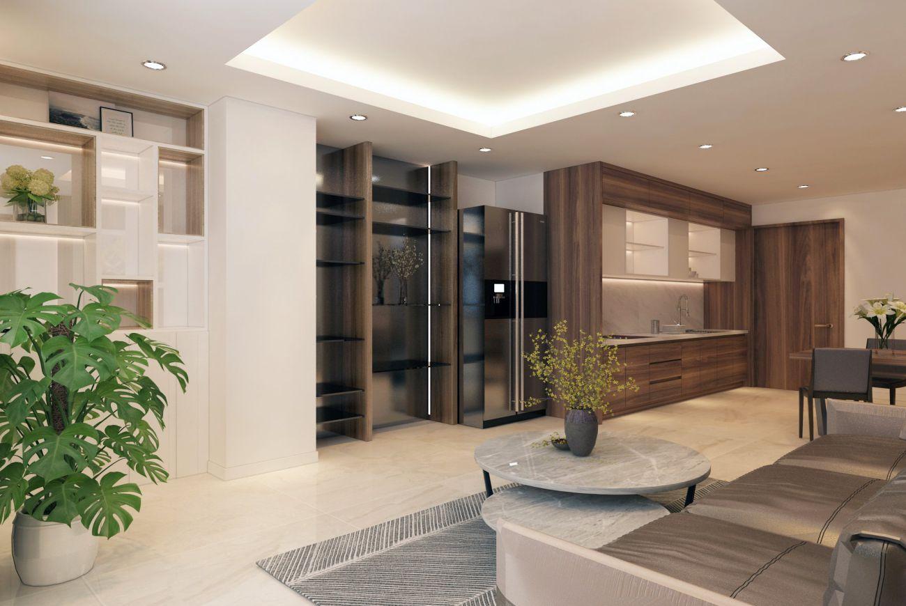 Nhà mẫu Dream House Nam Long