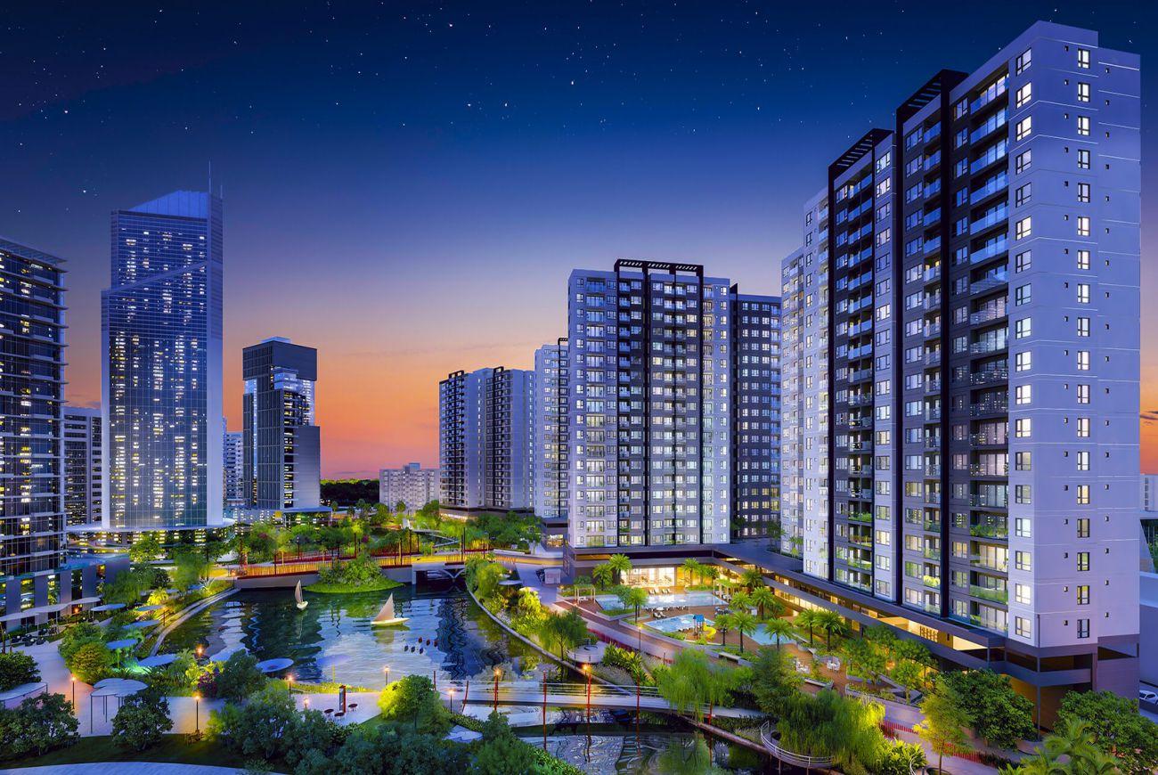 Giới thiệu Flora Mizuki Park