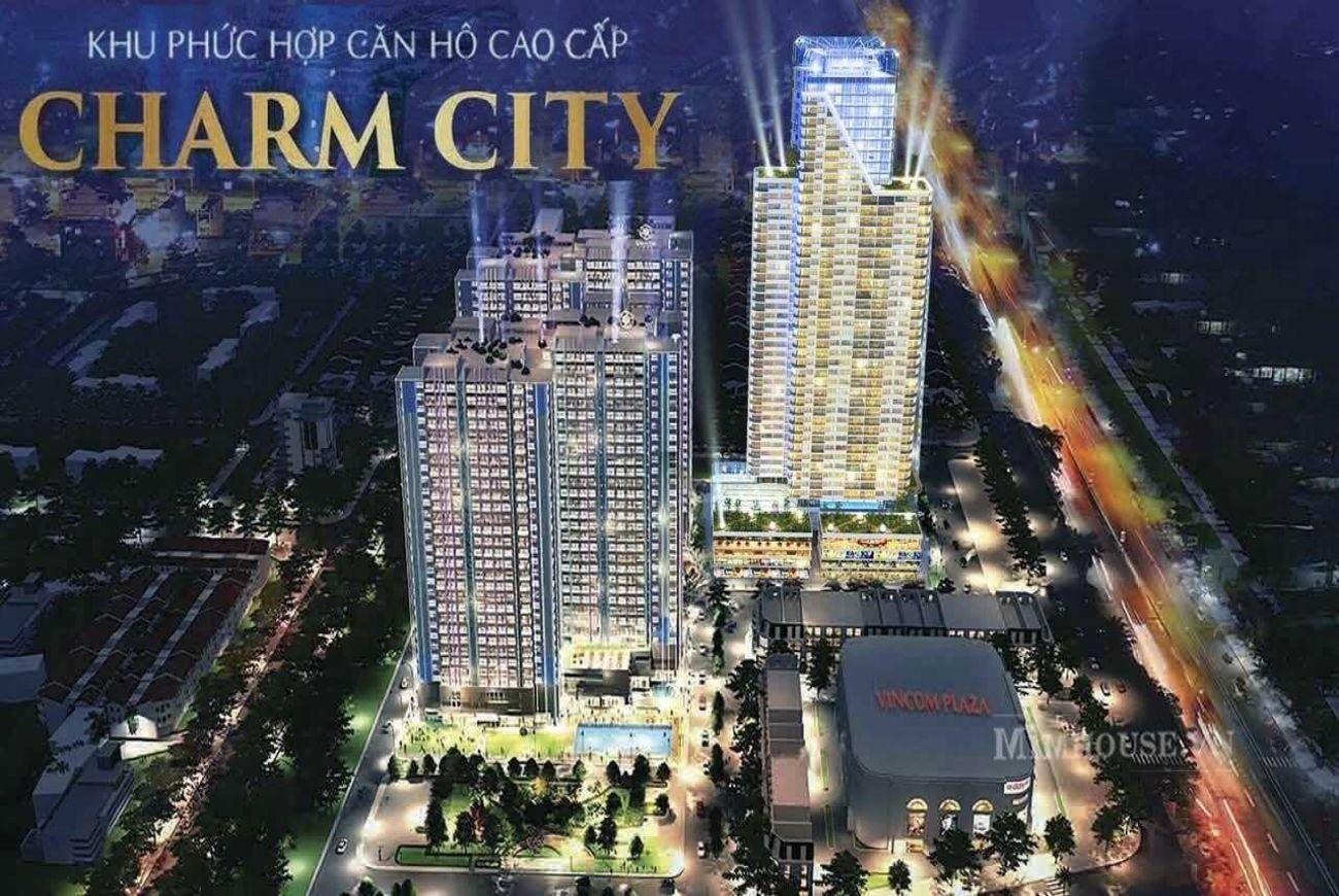 Giới thiệu Charm City Tân Uyên