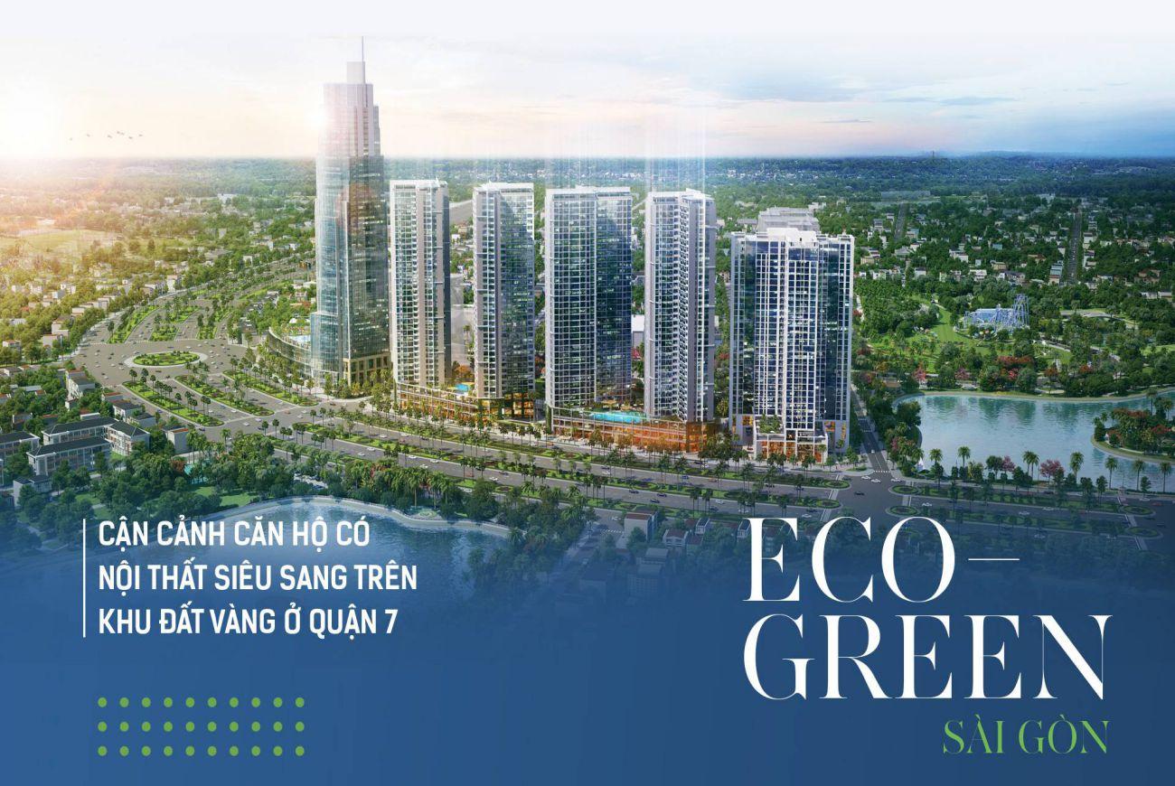 Giới thiệu Eco Green Quận 7