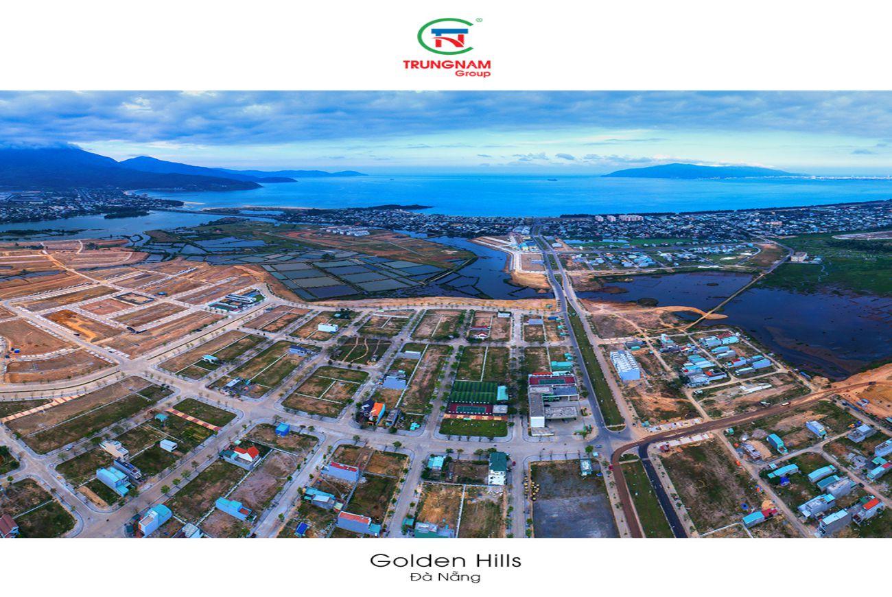 Tiến độ Golden Hills Đà Nẵng