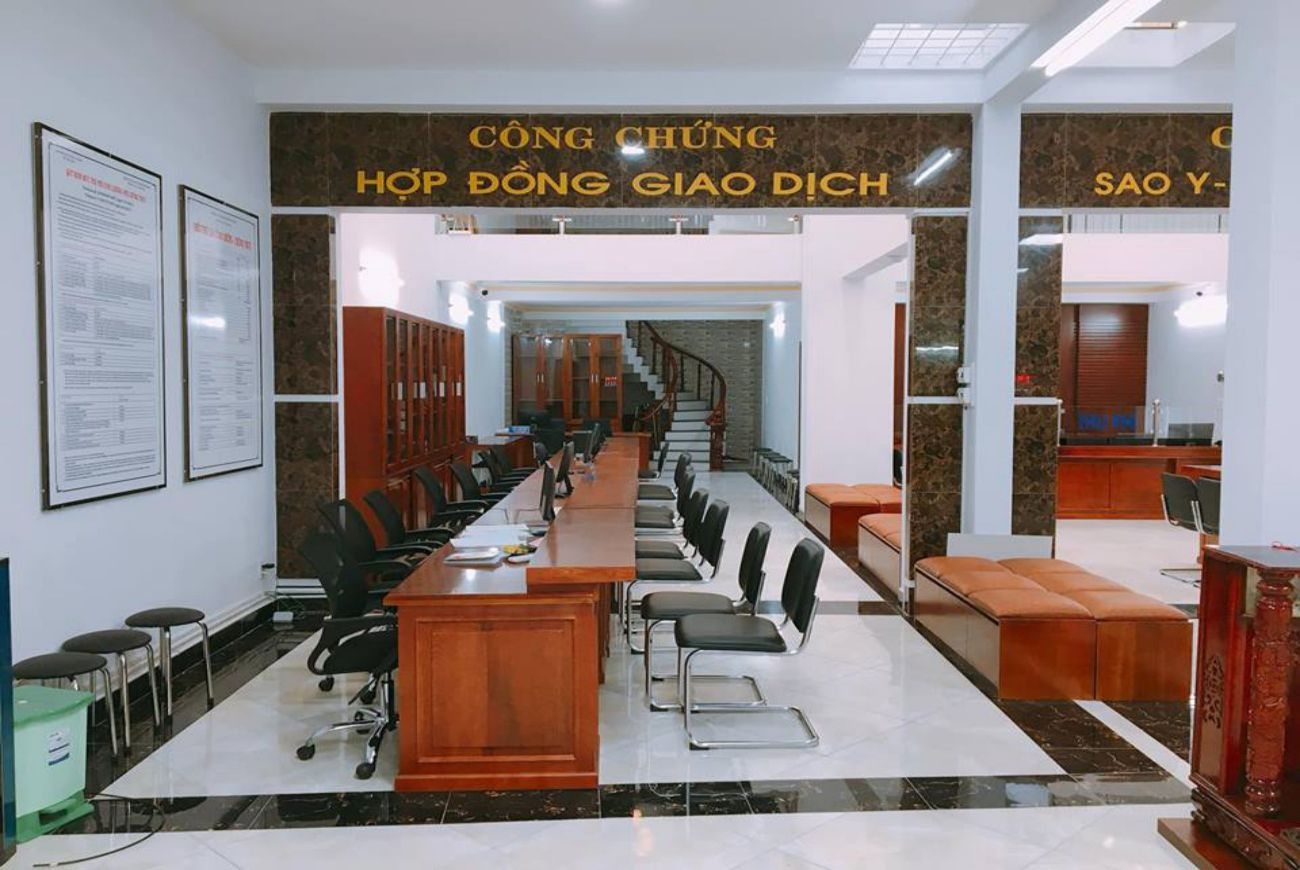 Văn Phòng Công Chứng Kiên Giang