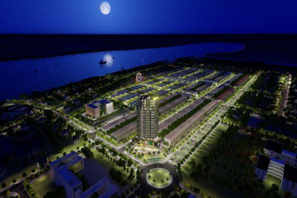 Thông tin chi tiết về Dự án Cồn Khương Diamond City Cần Thơ