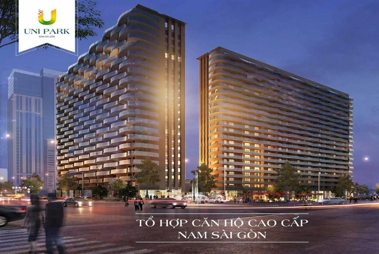 Giới thiệu Uni Park Luxury Apartment Complex