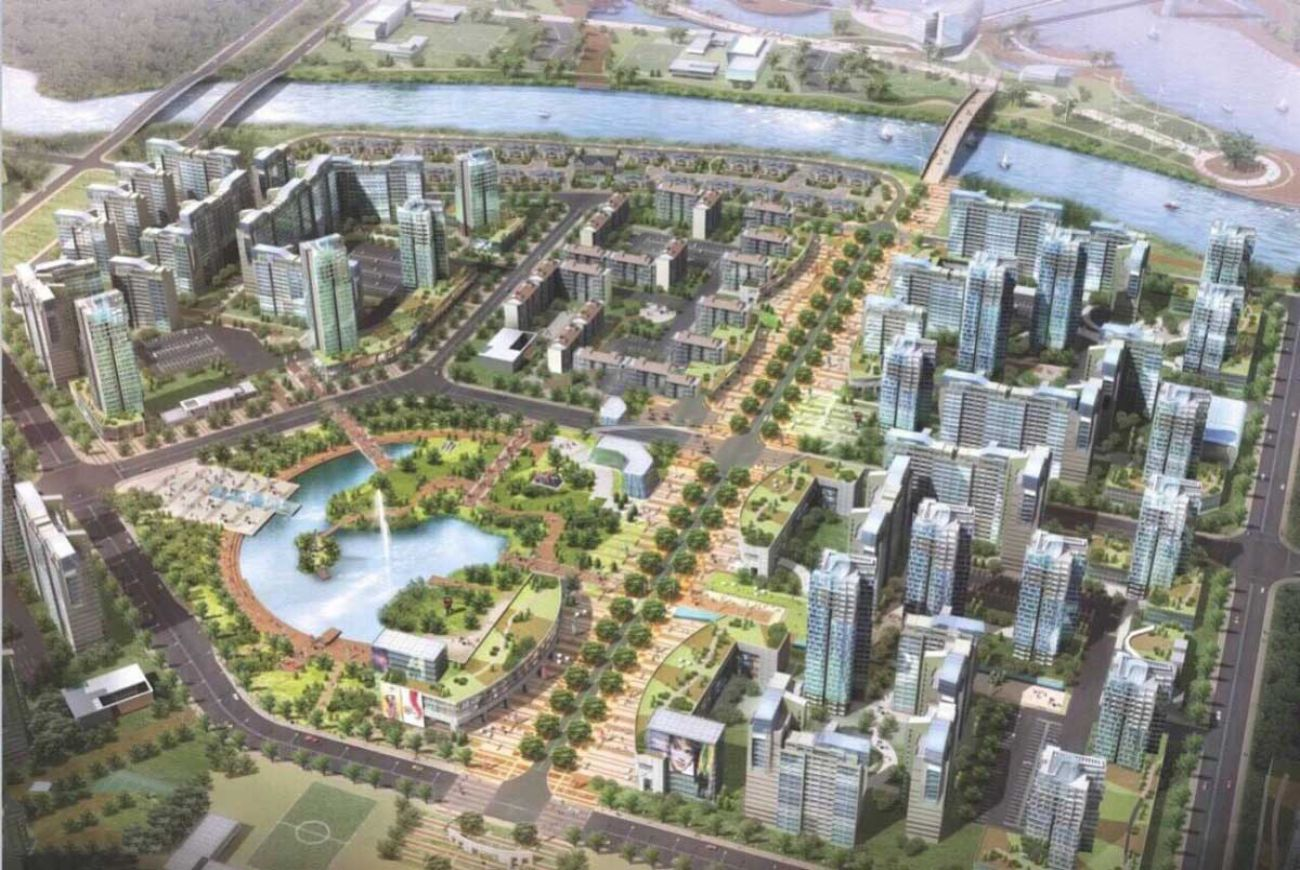 Giới thiệu Zeit Xii River County Nhà Bè
