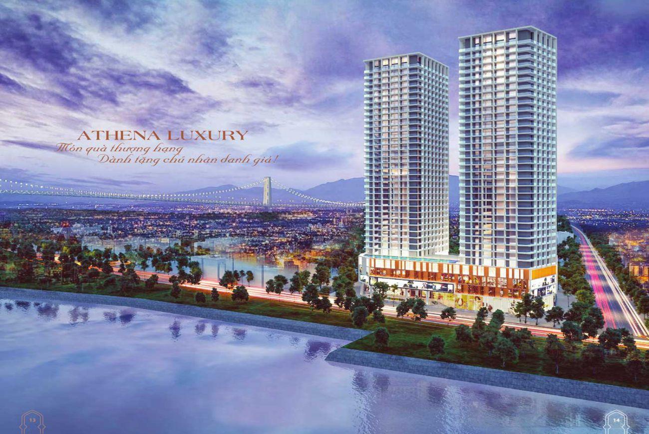 Giới thiệu Athena Luxury Đà Nẵng Riverside