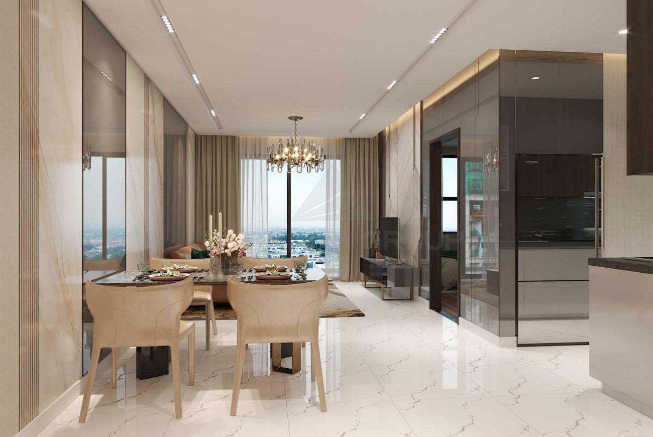 Thiết kế Opal Cityview Bình Dương