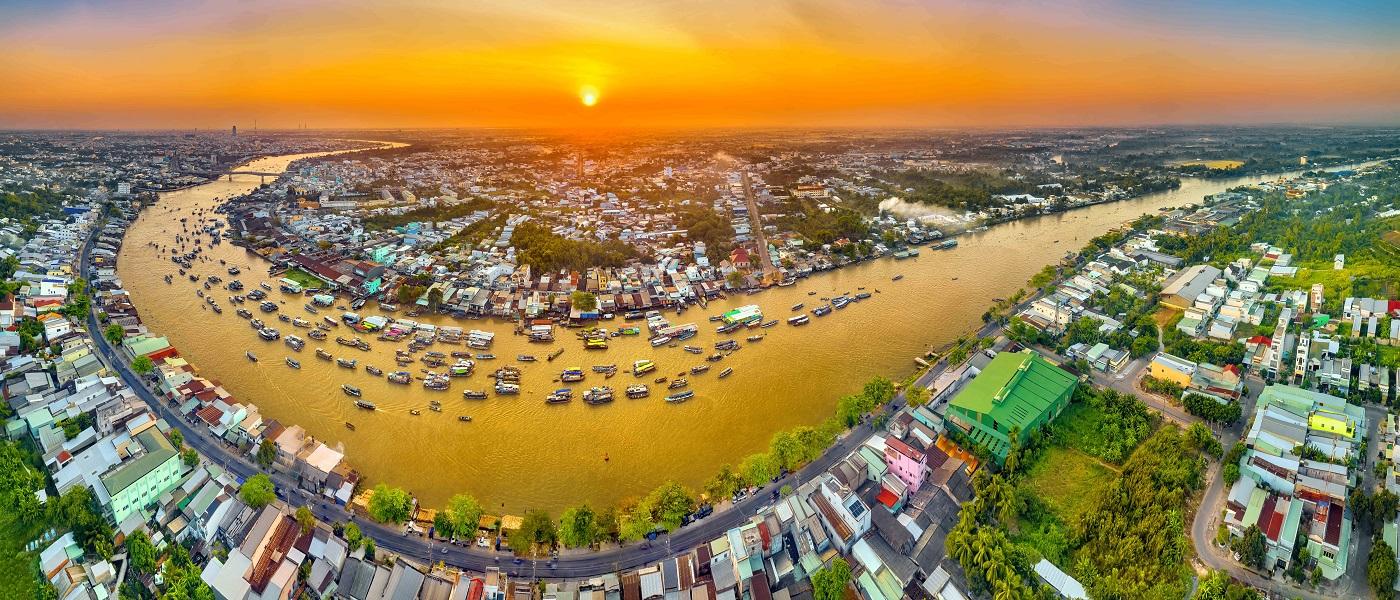 Hòa Phát muốn Đầu Tư Khu Đô Thị Cao Cấp Hơn 450ha Tại Cần Thơ
