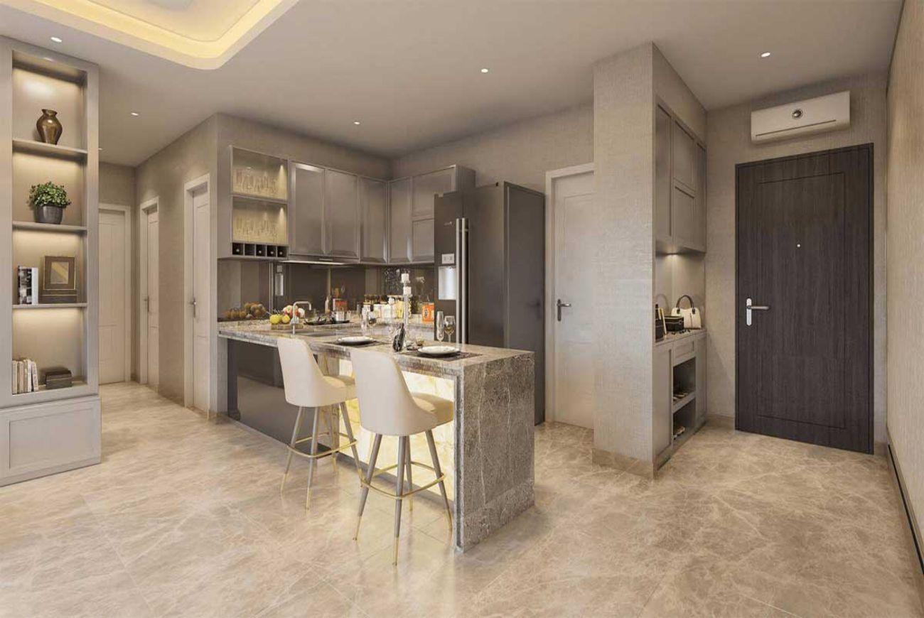 Thiết kế căn hộ The Rivana Bình Dương