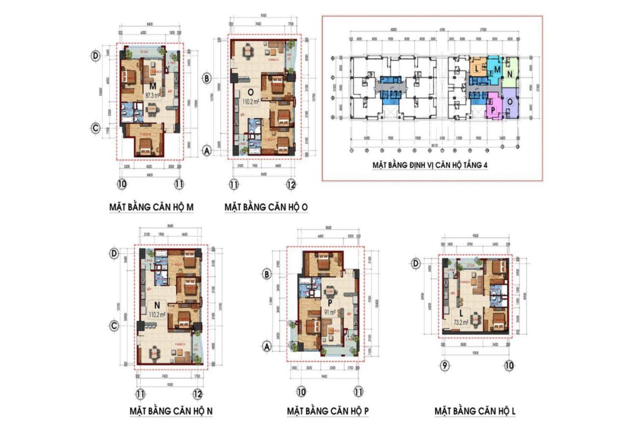 Thiết kế Tam Đức Plaza Quận 5