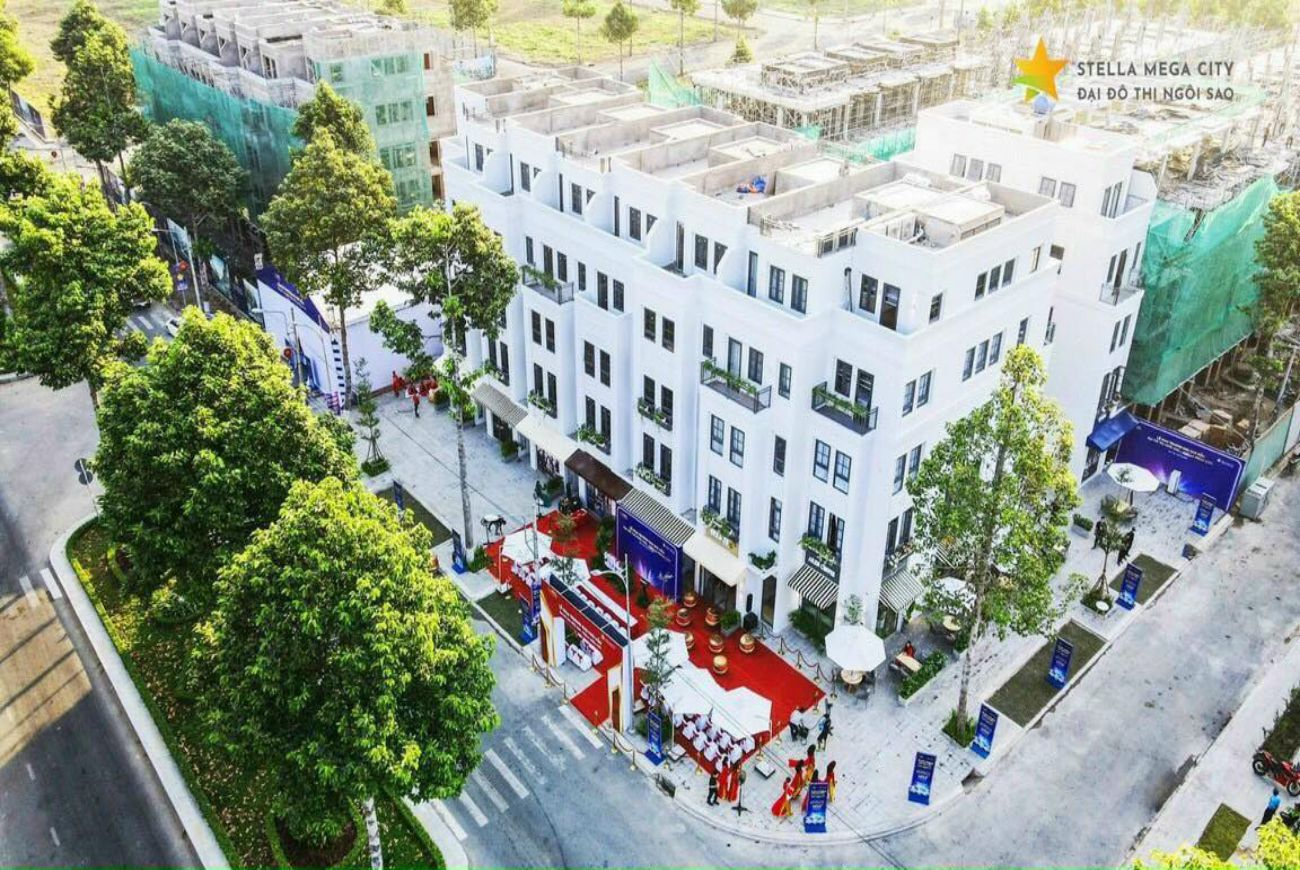 Tiến Độ Tháng 7 Năm 2021 Đại Đô Thị Stella Mega City