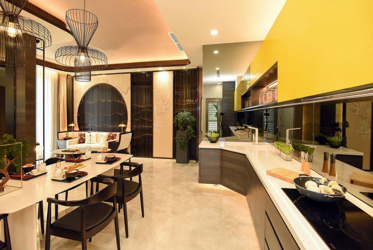 Thiết kế căn hộ The Antonia Phú Mỹ Hưng