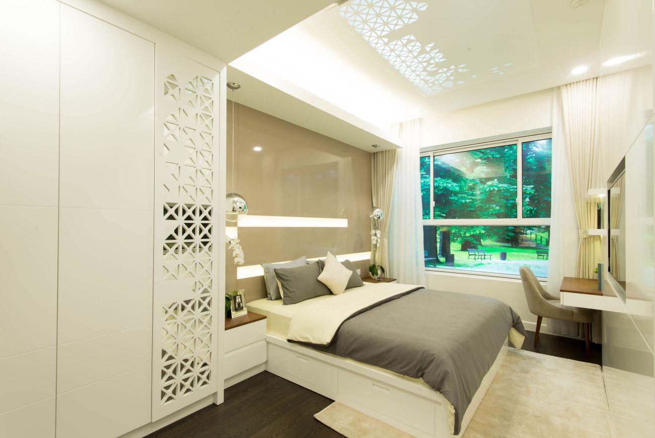 Thiết kế căn hộ Bình Dương Grand View