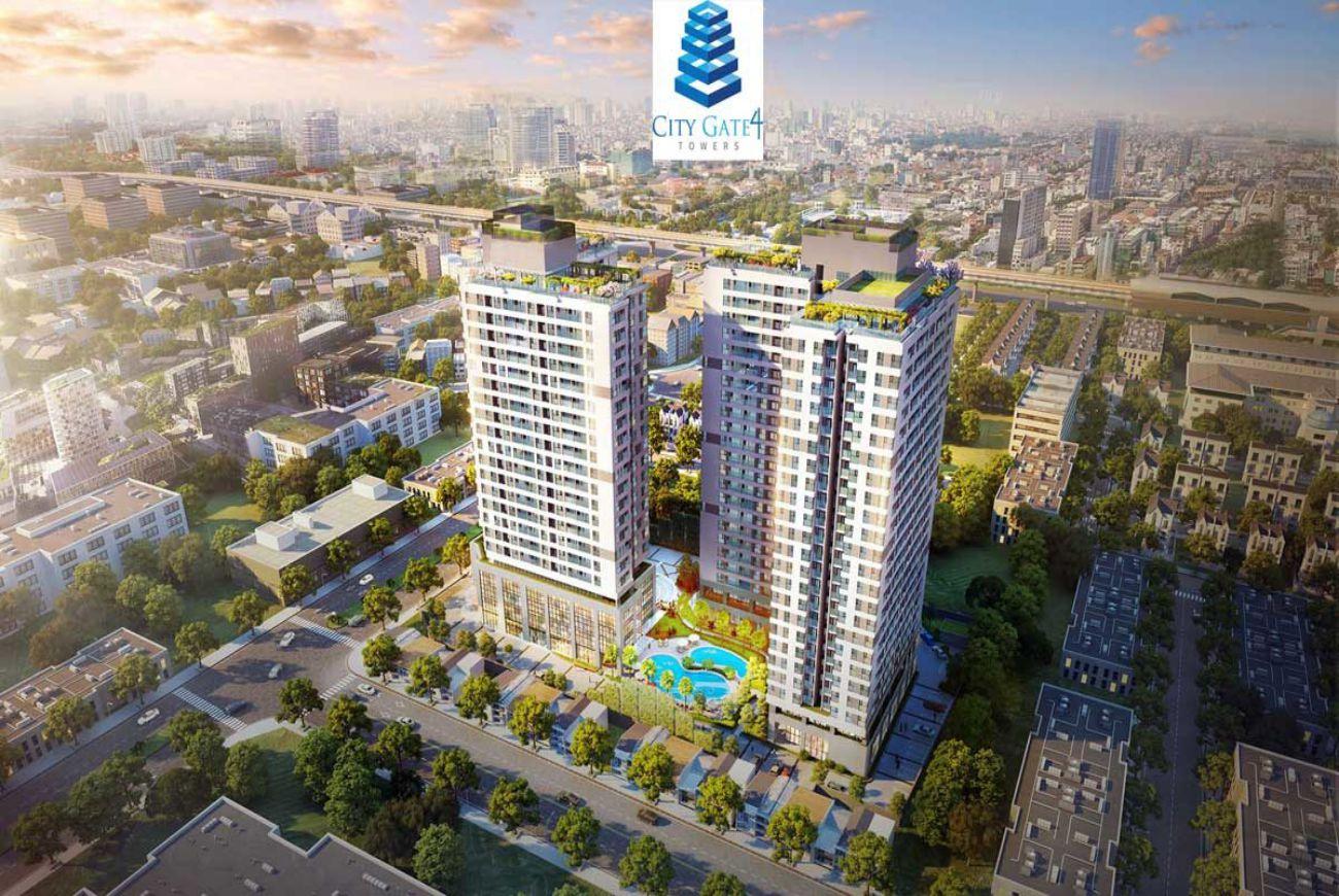 Giới thiệu Asahi Tower Quận 8