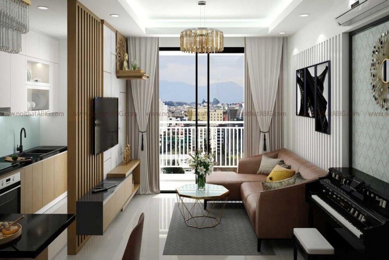 Thiết kế căn hộ Osimi Tower Gò Vấp