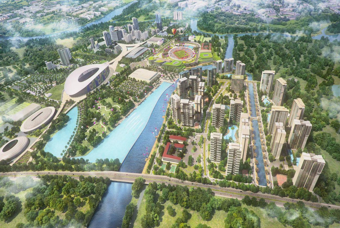 Giới thiệu Saigon Sports City Quận 2