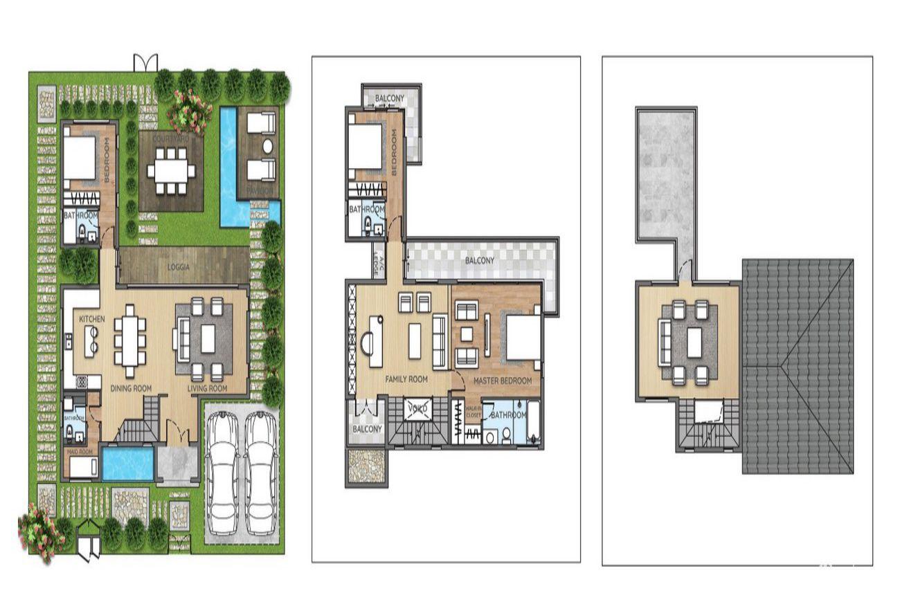 Thiết kế căn hộ Bình Dương Avenue City