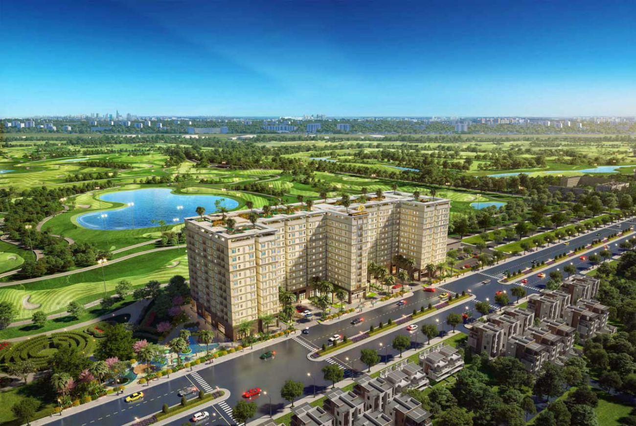 Quy mô Golf View Palace Tân Bình