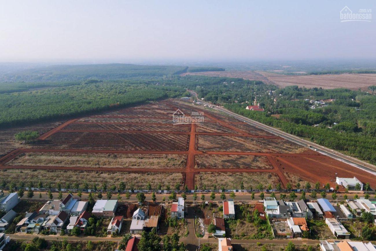 Tiến độ xây dựng nền đất khu Diamond City Lộc Ninh