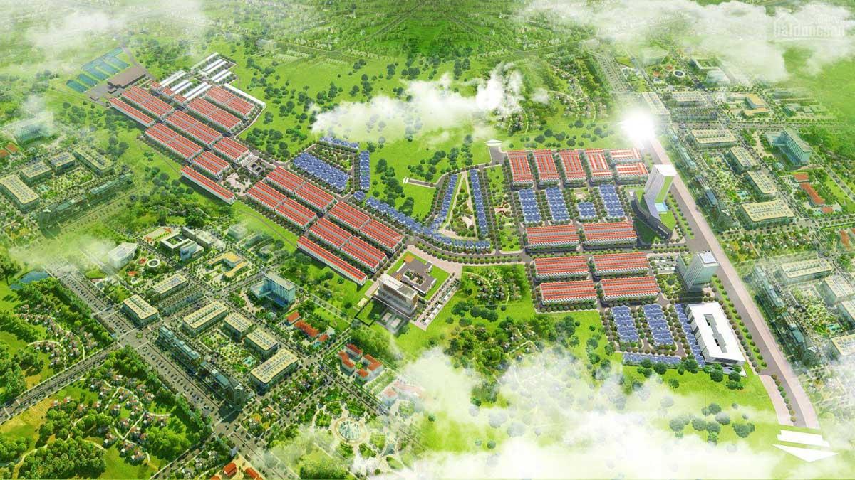 Quy mô Felicia City Bình Phước