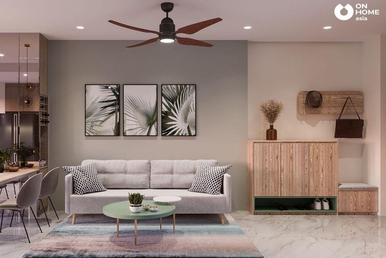 Thiết kế  Sun Casa Central Bình Dương