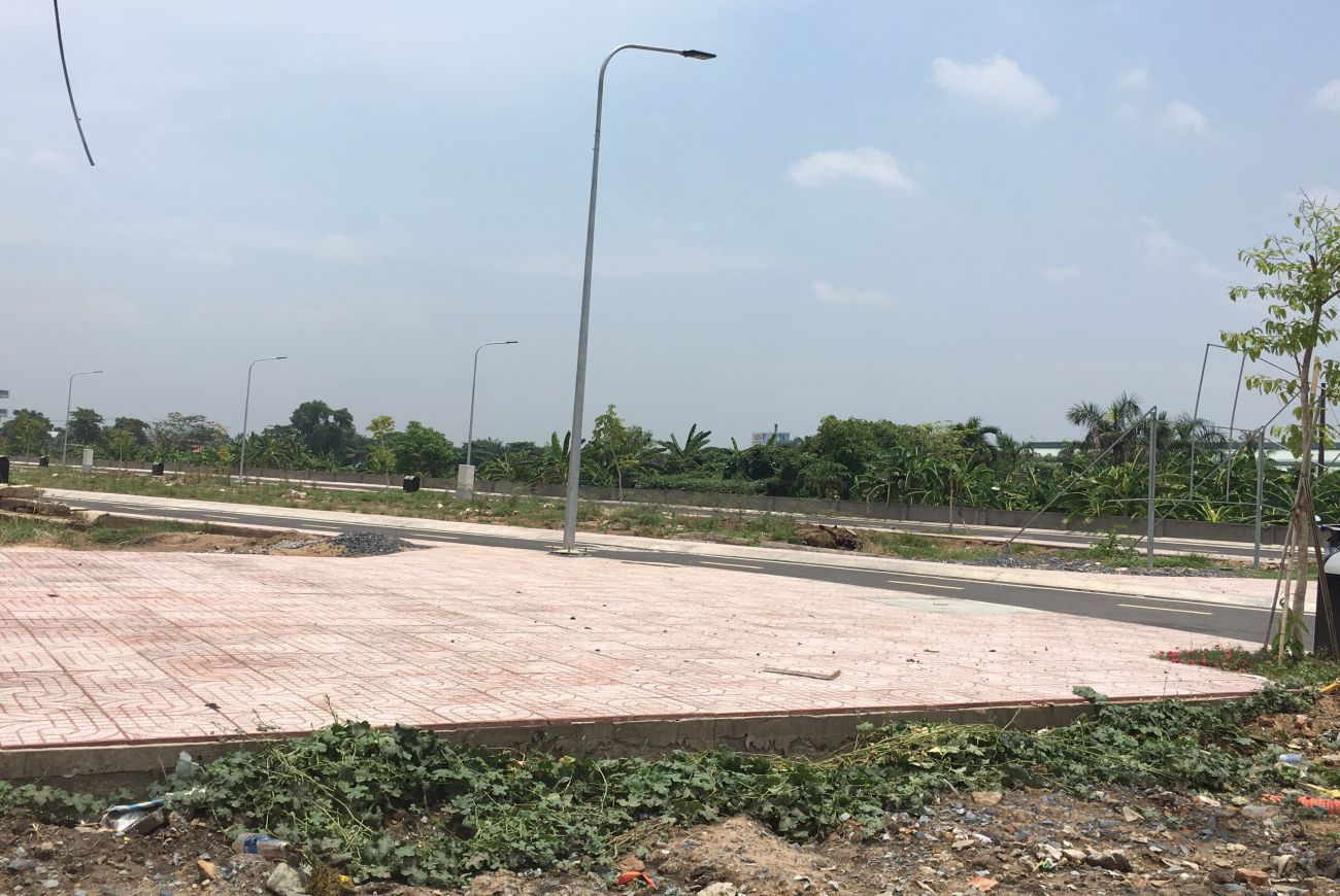 Tiến độ xây dựng khu dân cư Saigon West Broadway Bình Tân
