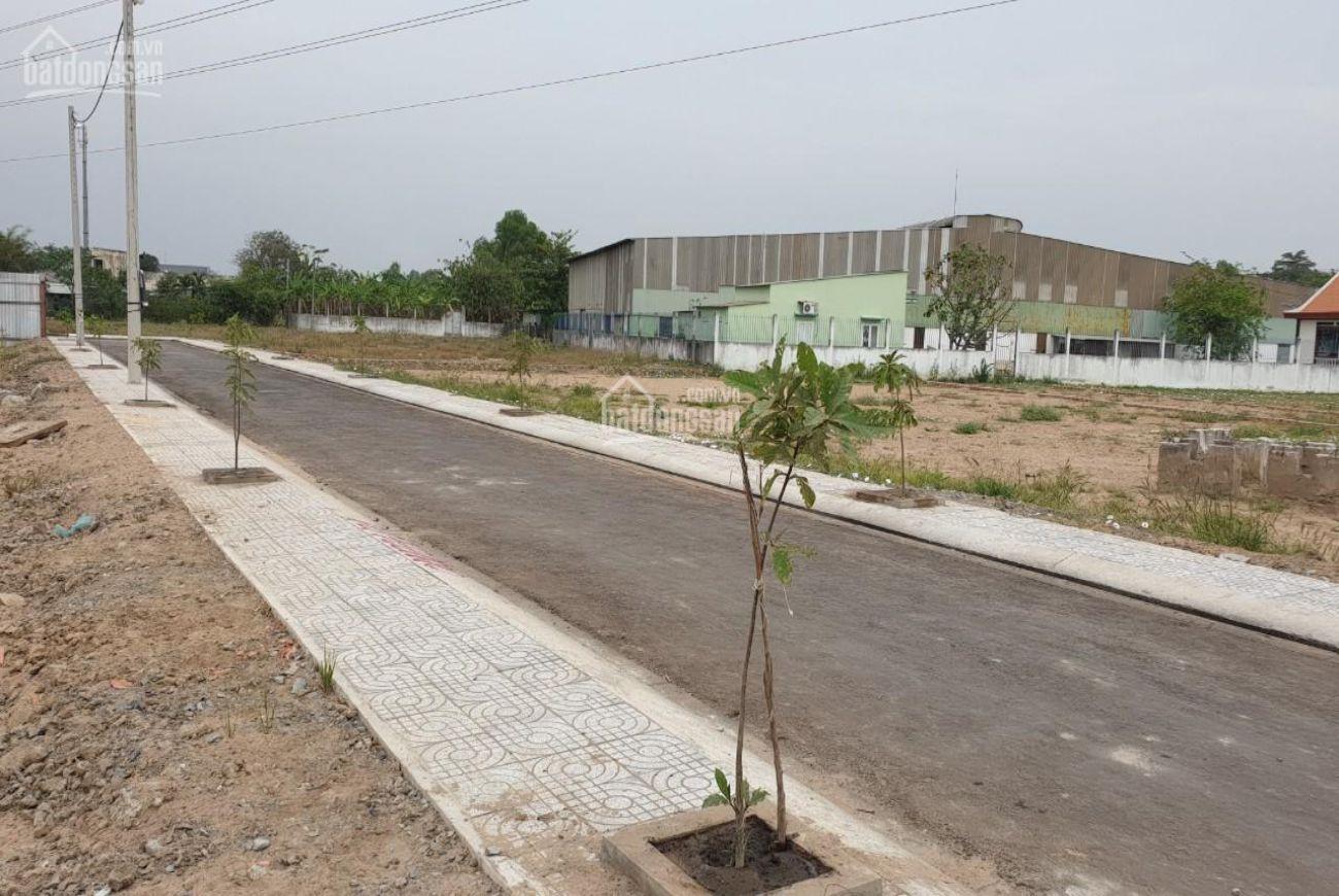 Tiến độ xây dựng khu dân cư Bình Chánh New Center