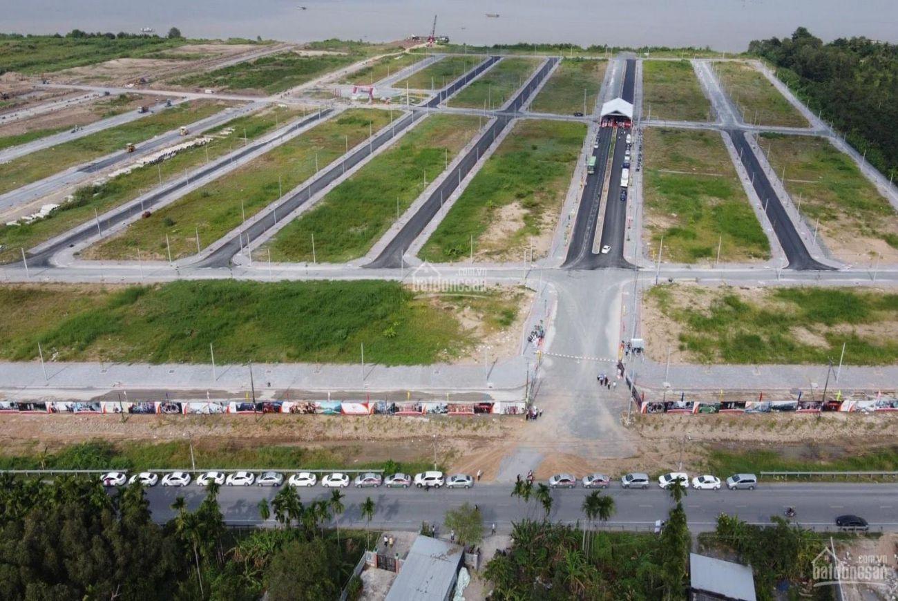 Tiến độ xây dựng tháng tại Fenix City Hậu Giang