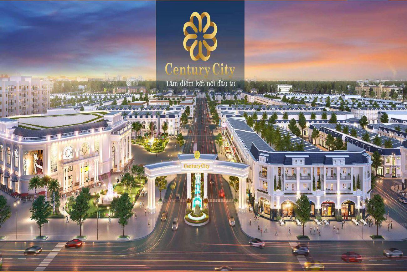 Thiết kế Century City Long Thành
