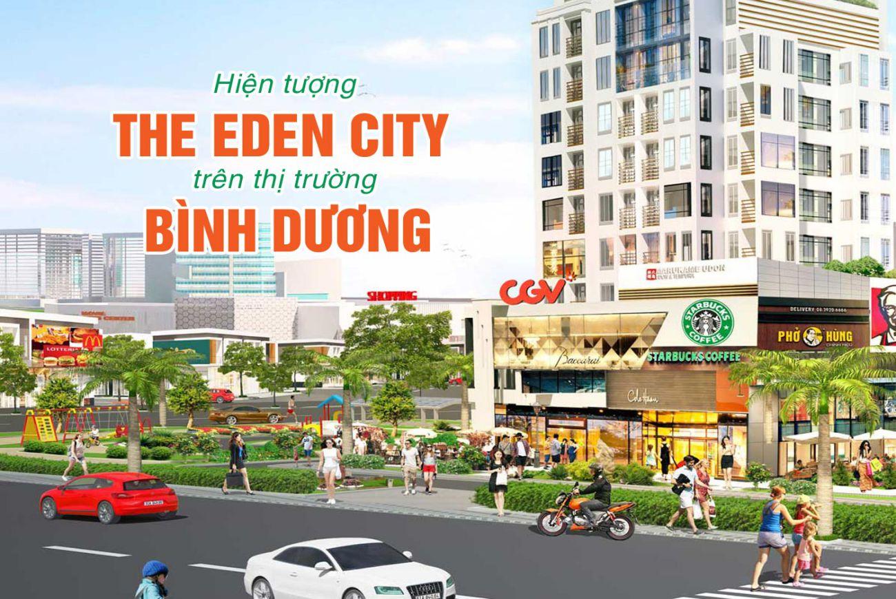 Giới thiệu sơ lượt về The Eden City Bình Dương