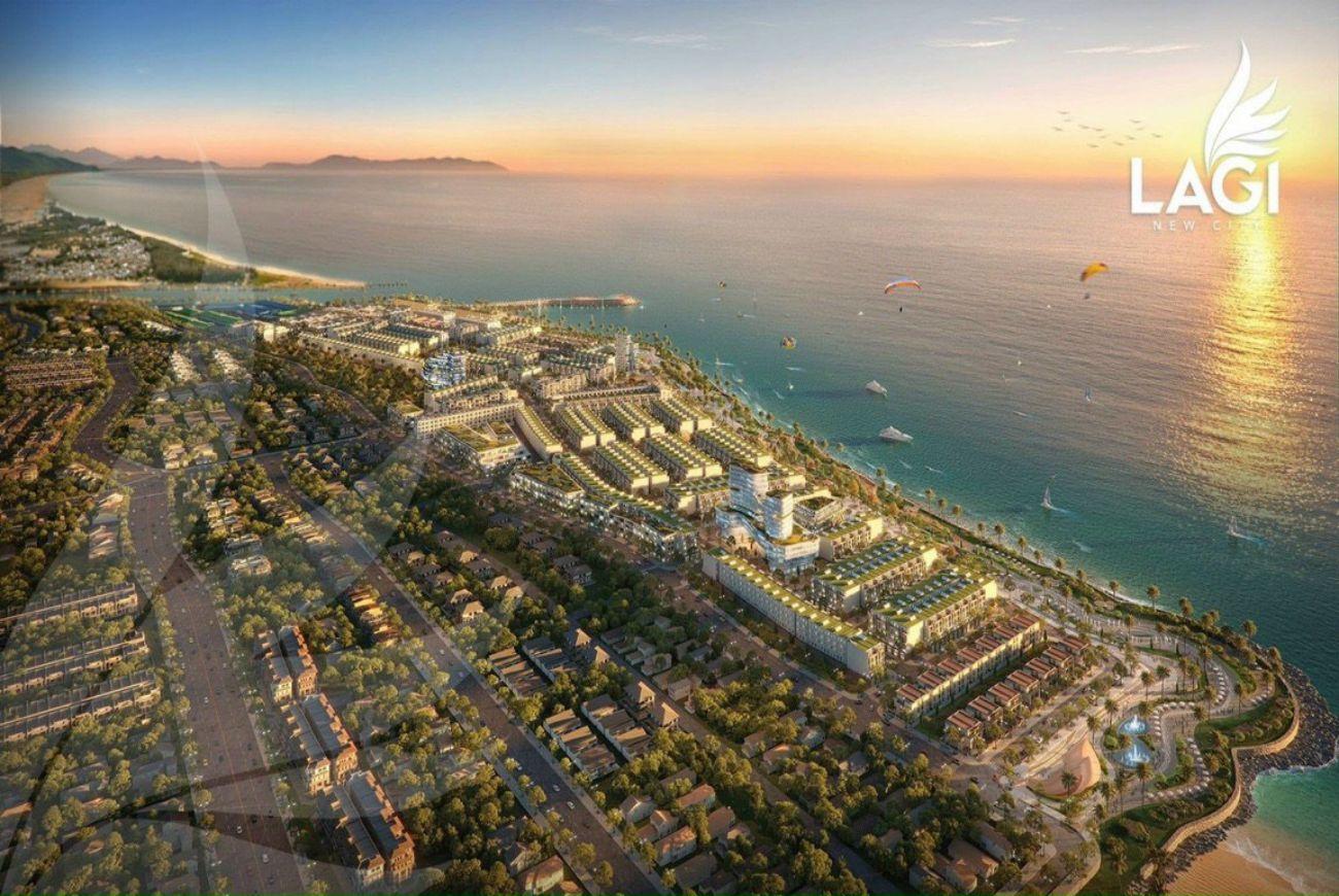 Các lý do nên đầu tư đất nền Lagi New City ?