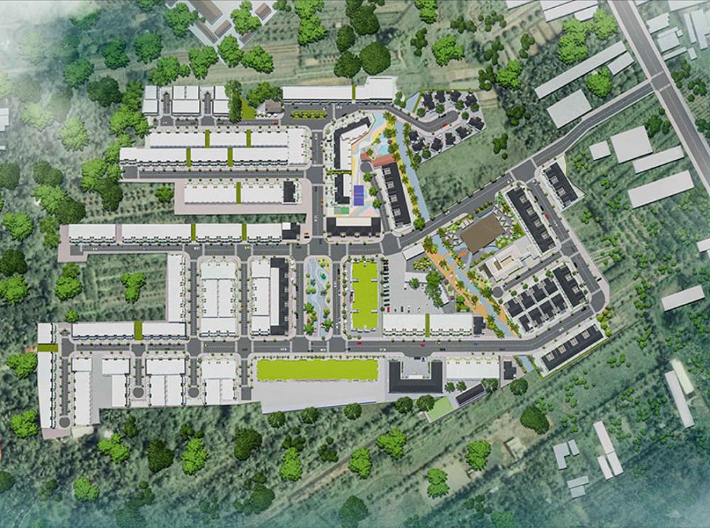 Giới thiệu sơ lượt về An Phú Eco City