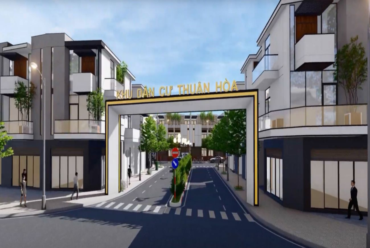 Thiết kế Thuận Hoà Lucky Home Bình Phước