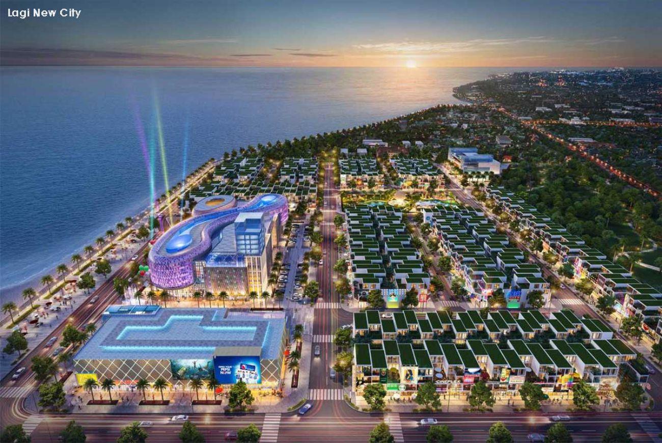 Thông tin chi tiết về Dự án Lagi New City