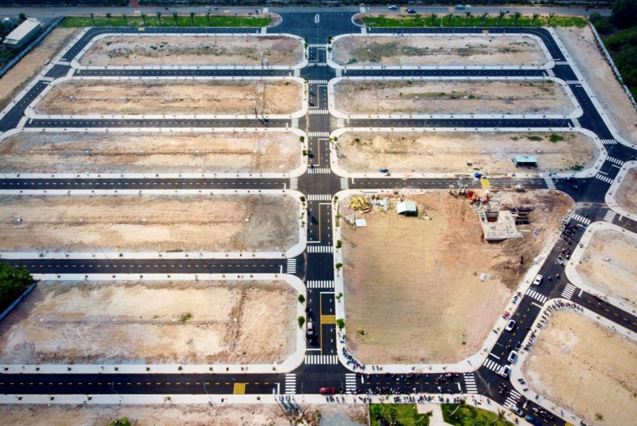 Tiến độ xây dựng tháng tại Victory City Tân Uyên