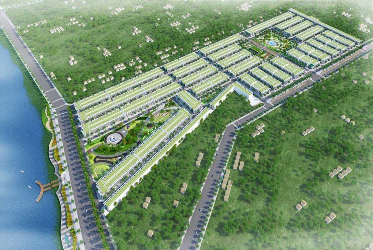 Thông tin chi tiết về Dự án Hiệp Phước Harbour View Long An