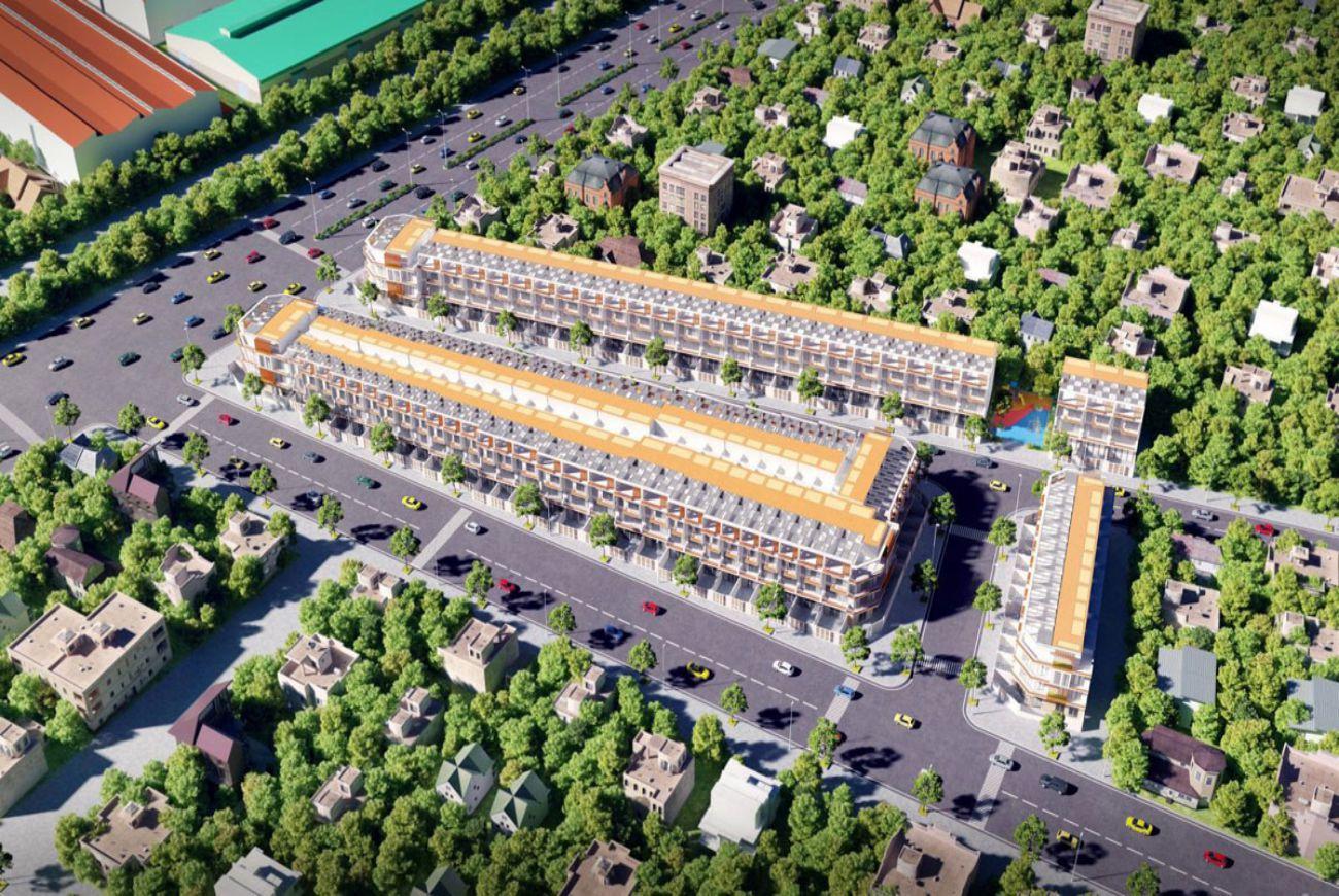 Thông tin chi tiết về Dự án Saigon West Broadway Bình Tân