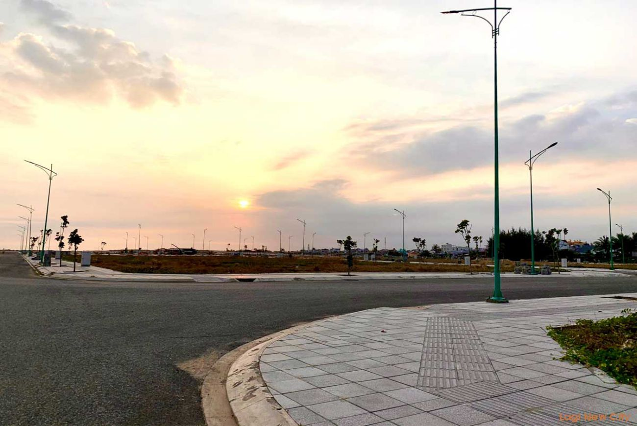 Tiến độ xây dựng khu dân cư Lagi New City