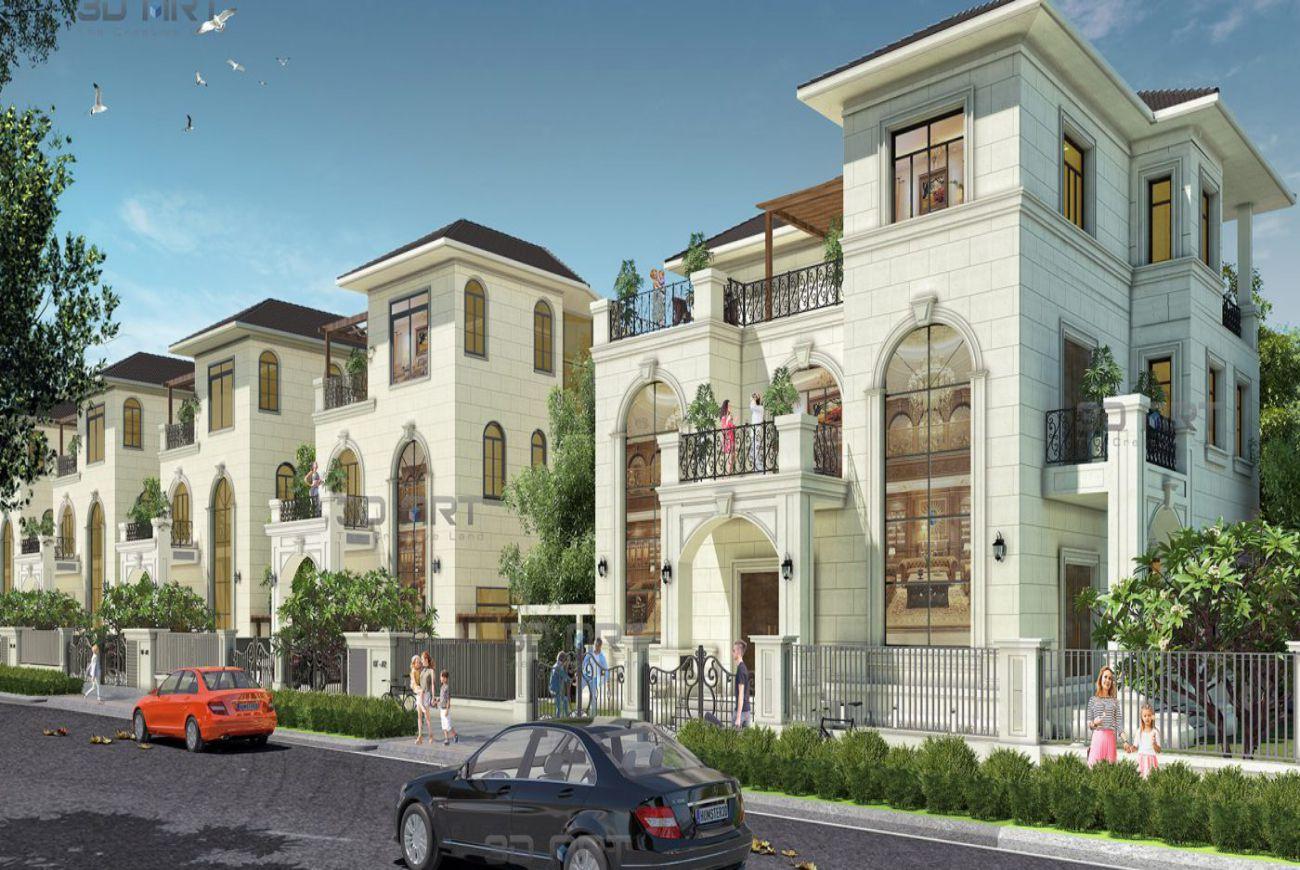 Thiết kế An Phú Eco City