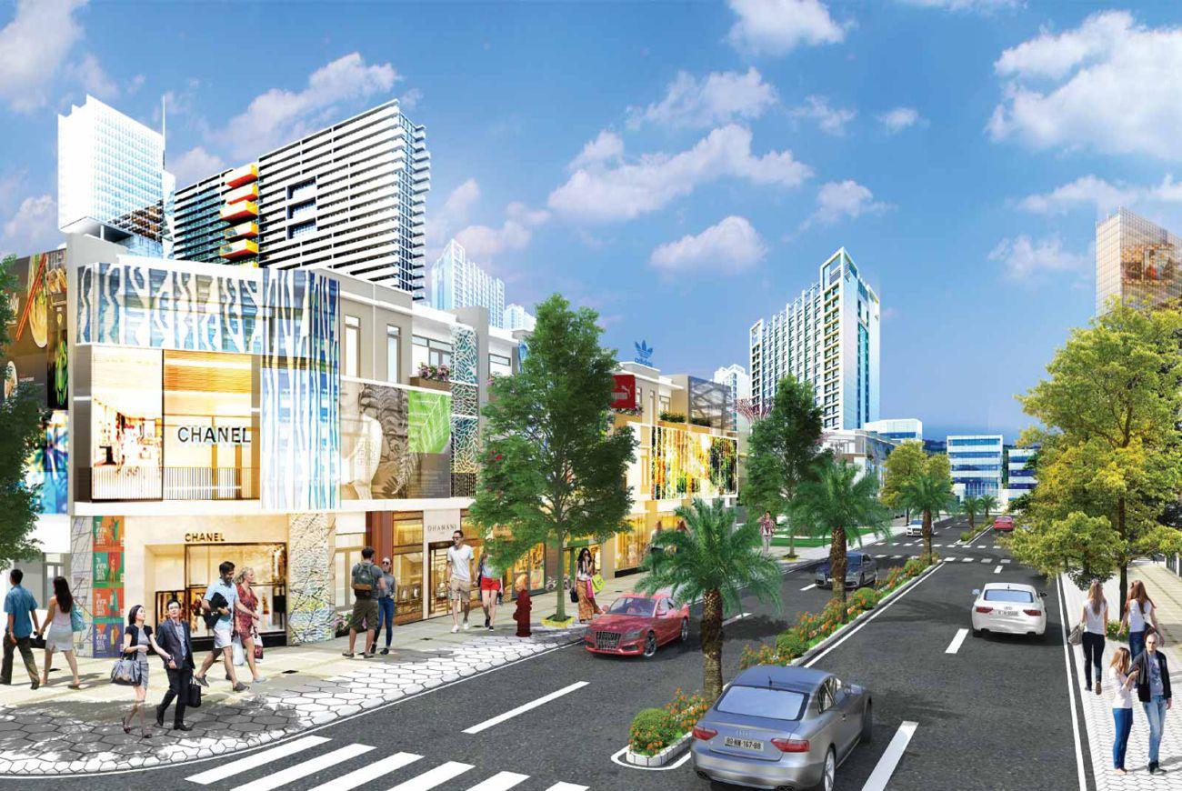 Thiết kế City Land Bình Dương