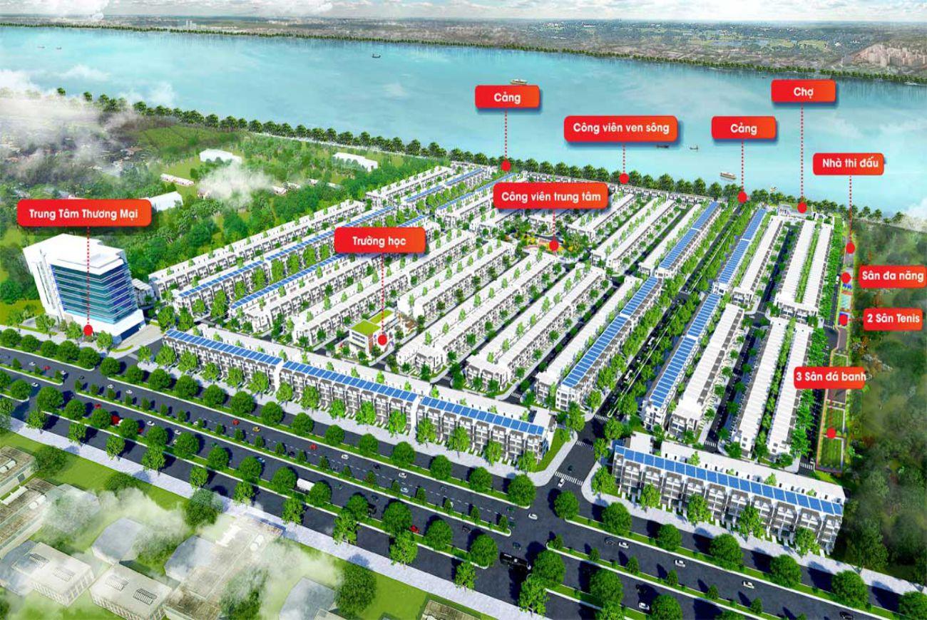 Thông tin chi tiết về Dự án Fenix City Hậu Giang