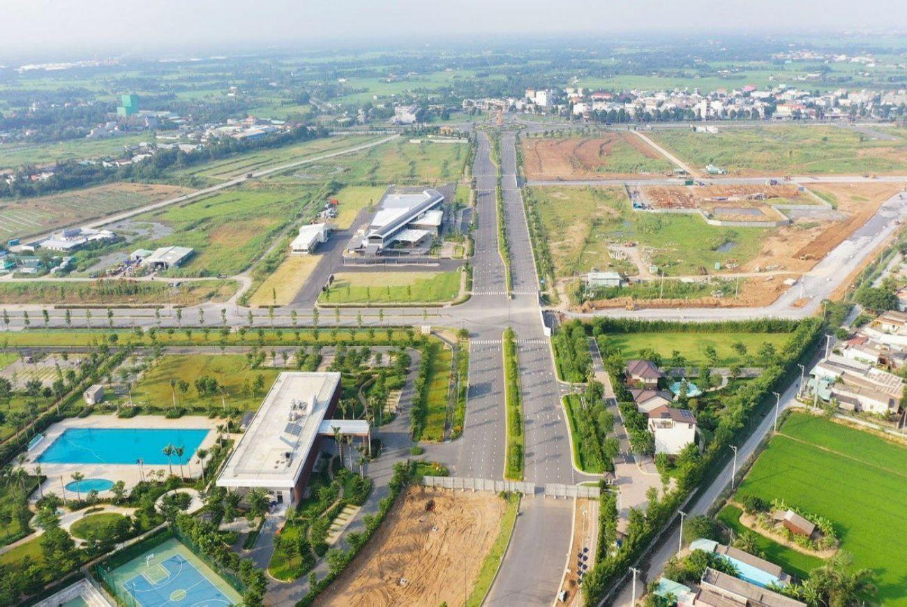 Tiến độ xây dựng khu dân cư Ehome Southgate