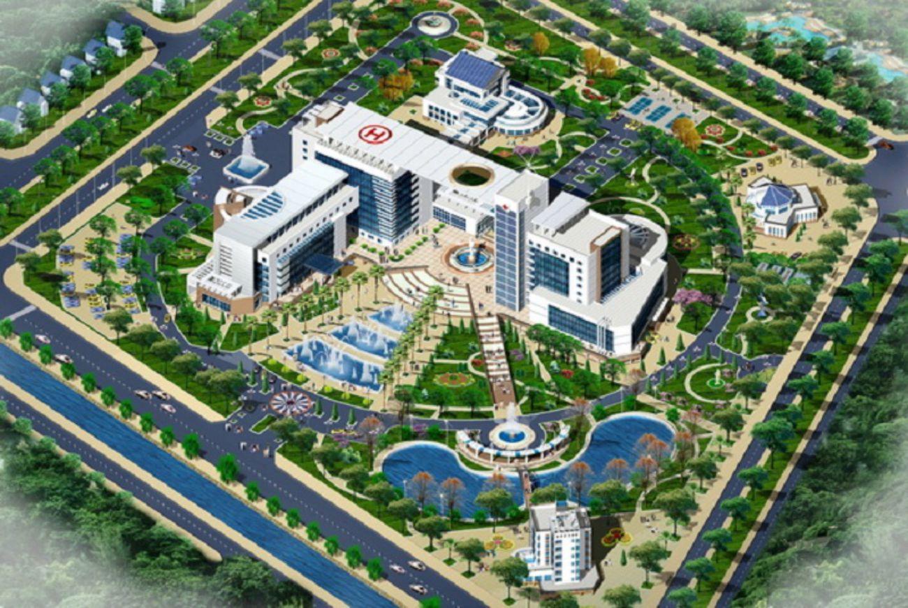Thông tin chi tiết về Dự án Khu Đô Thị Mỹ Trung
