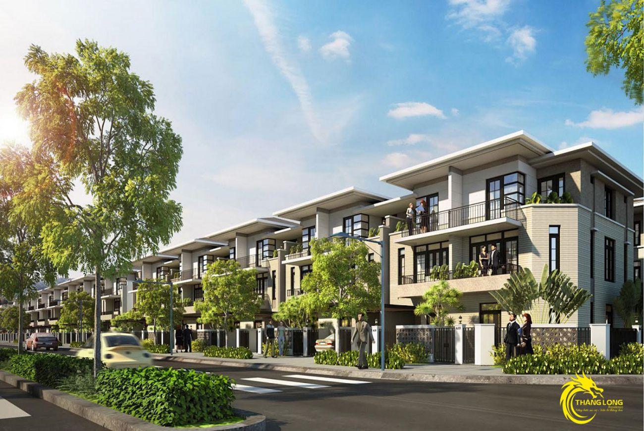 Thiết kế Thăng Long Residence Bình Dương