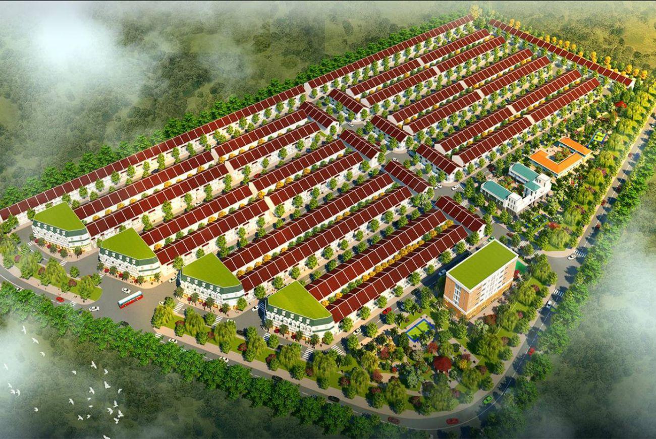 Thông tin chi tiết về Dự án The Eden City Bình Dương