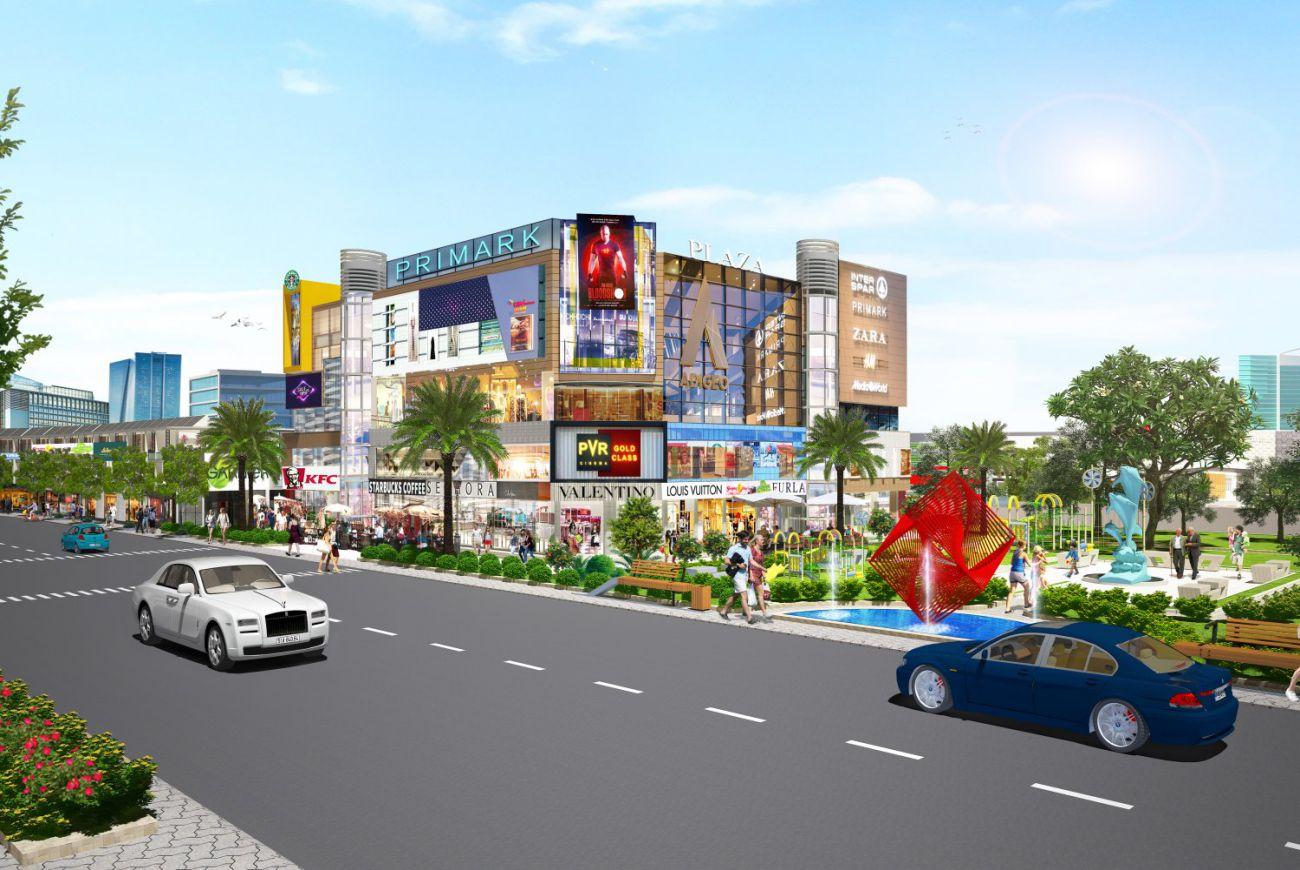 Thiết kế Bình Dương Avenue City